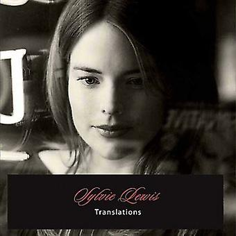 Sylvie Lewis - Translations [CD] USA import