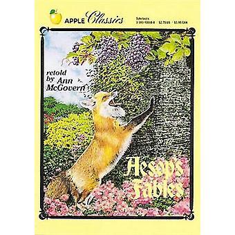 Aesop Fabeln von Ann McGovern - 9780590438803 Buch