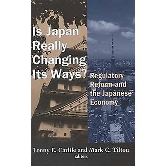 Is Japan echt zijn manieren veranderen? -Hervorming van de regelgeving en de Japanse