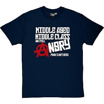 Punk är inte döda mäns T-Shirt