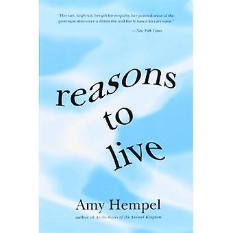 Gründe für das Leben: Geschichten