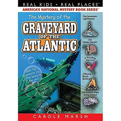 The Graveyard of the Atlantic Mystery at Diamond Shoals
