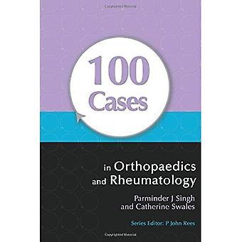 100 casos em Ortopedia e Reumatologia