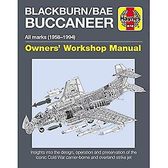 Blackburn Buccaneer manuel