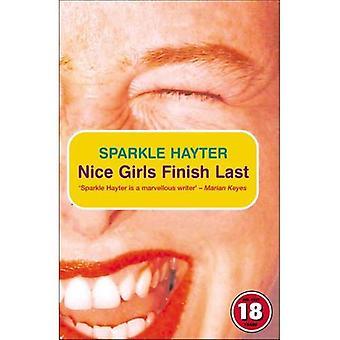 Nice Girls Finish Last (A Robin Hudson Mystery)
