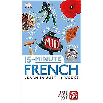 15-minütige Französisch