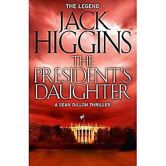 Presidentens datter (Sean Dillon serien, boken 6)