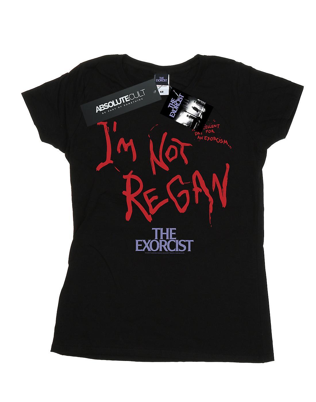 The Exorcist Women's I Am Not Regan T-Shirt