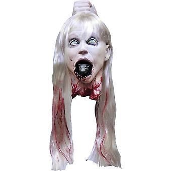 Ratgirl Puppet Head. Halloween Heads.