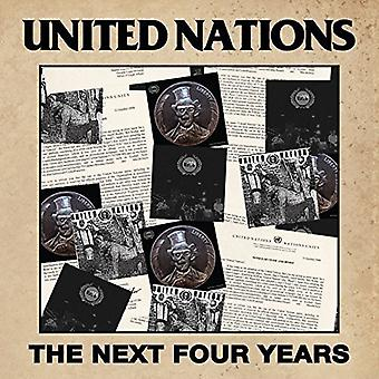 United Nations - Next Four Years [Vinyl] USA import
