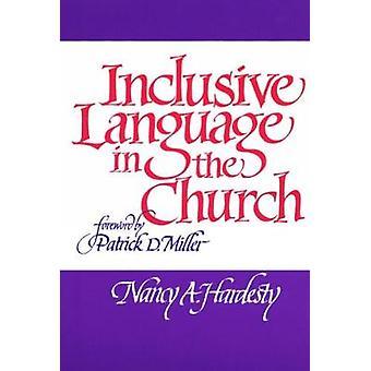 Un langage dans l'église de Hardesty & A. Nancy