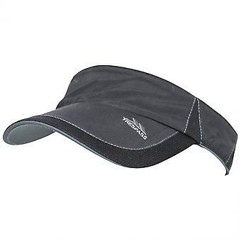 トレスパス メンズ ・ カッツ反射調節可能な実行しているバイザー帽子