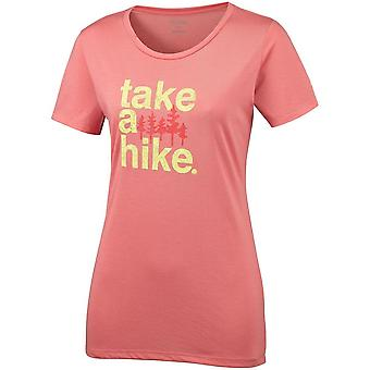Columbia Outdoor Elements Iii EL0070692 universell sommer kvinner t-skjorte