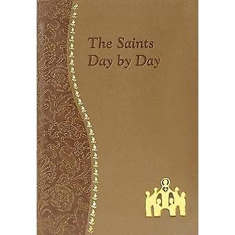 The Saints Day by Day by Marcy Alborghetti - 9780899421834 Book