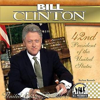 Bill Clinton - 42nd President of the United States by BreAnn Rumsch -