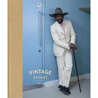Vintage Stories - London - 9788269040609 Book