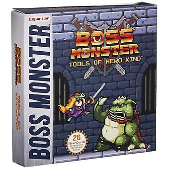 Boss Monster Tools of Hero Kind Boxed Card Game Expansion