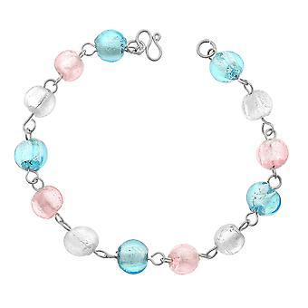 Bracelet 19Cm B/W/Roo