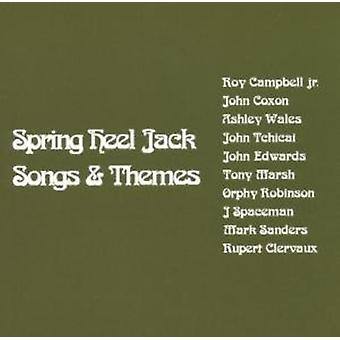 Spring Heel Jack - Songs & Themes [CD] USA import