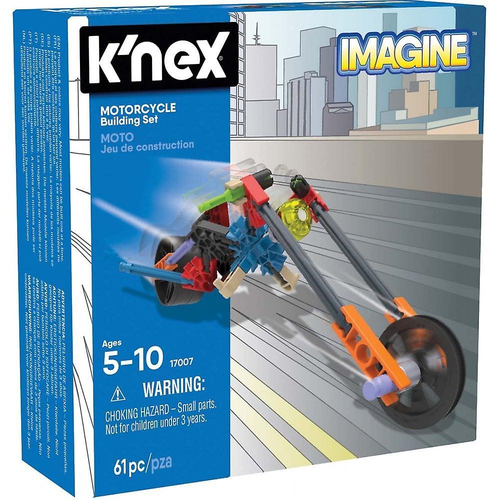 K'NEX  K'NEX Starter Vehicle Set (Motorcycle)