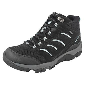 Ladies Merrell Outdoor Walking Boots White Pine Mid Vent GTX