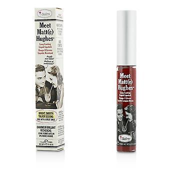 TheBalm täyttävät matta Hughes pitkäkestoinen neste huulipuna - uskollinen 7.4ml/0.25oz
