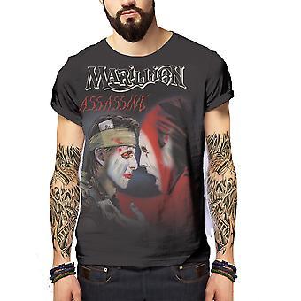 Born2rock - assassing - marillion mens t-shirt