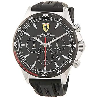Scuderia Ferrari Clock Man ref. 0830620