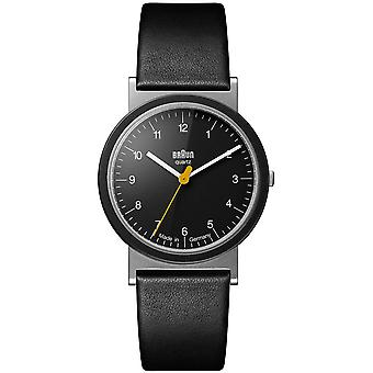 Braun classic Quartz Analog Unisex Watch with AW10 Cowskin Bracelet