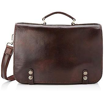 All-Fashion Hair Cbc18254gf22 Unisex Adult Brown Hand Bag (Moor's Head) 10x25x39 cm (W x H x L)
