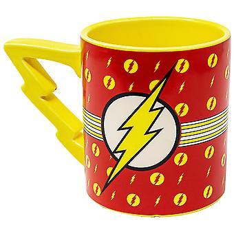 Flash Stripes logo 20 oz krus med lyn håndtak