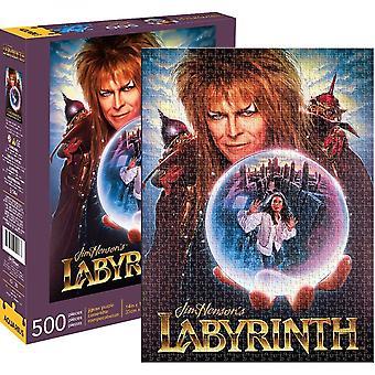 Labyrinth 500 Stück Puzzle