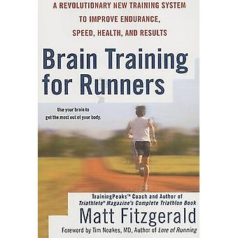 Brain Training for Runners by M. Fitzgerald - 9780451222329 Book