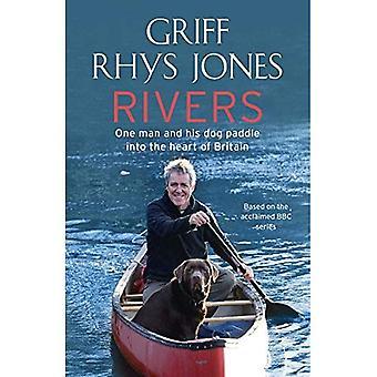 Floder: En Man och hans hund paddla in i hjärtat av Storbritannien