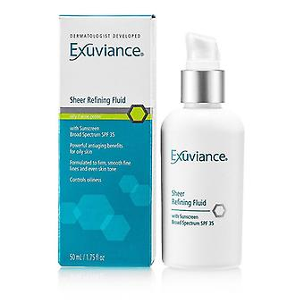 Exuviance Sheer Refining Fluid Spf 35 - For Oily/ Acne Prone Skin - 50ml/1.75oz