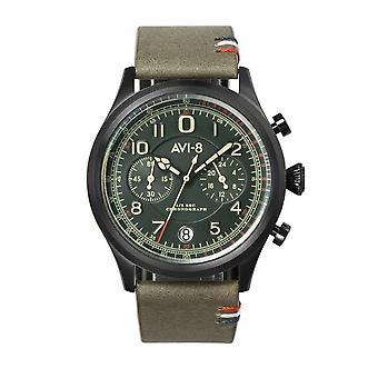 AVI-8 AV-4054-03 Aviator Flyboy Wristwatch