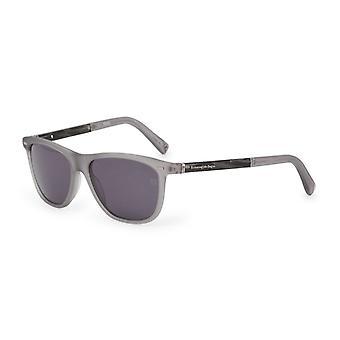 Ermenegildo Zegna barbati ' s ochelari de soare gri ez0009