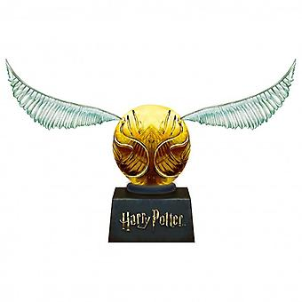Coin Bank - Harry Potter - Golden Snitch Bust Bank New 48428