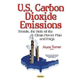 U.S. Carbon Dioxide Emissions: Trends, the Role� of the Clean Power Plan & FAQs