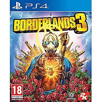 Borderlands 3 PS4 spil