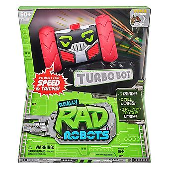Really R.A.D Robots Turbo Bot Kids Toy