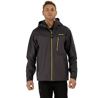 Regatta Mens Birchdale Isotex Breathable Waterproof Stretch Jacket