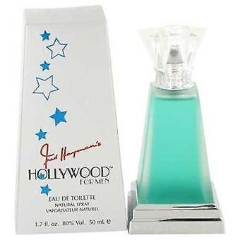 Hollywood By Fred Hayman Eau De Toilette Spray 1.7 Oz (men) V728-414008