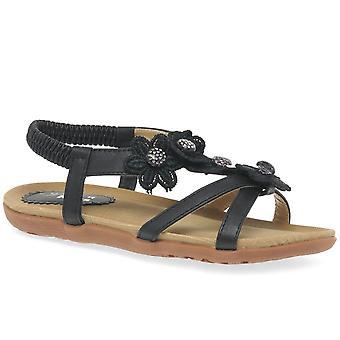 Lunar Fiji flickor sandaler