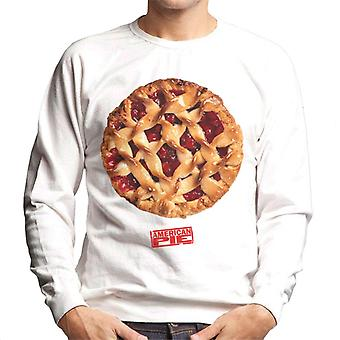 American Pie Freshly Baked Men's Sweatshirt