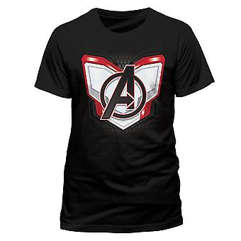 Avengers Koniec Gry Iron Man Spacesuit Oficjalny T-Shirt