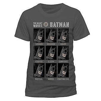 Batman tumma ritari hauska Expressions virallinen T-paita