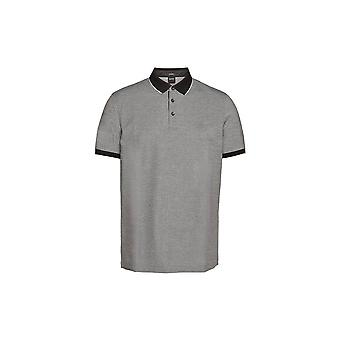 Hugo Boss Prout 16 Regular Fit Black Polo