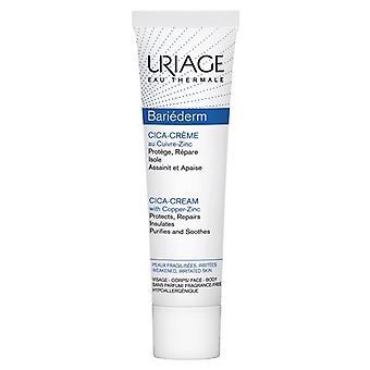 Uriage Bariéderm Cica-Cream with Copper-Zinc 40ml