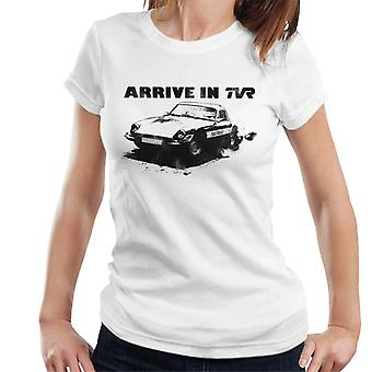 TVR Arrive In Retro M Series Women's T-Shirt